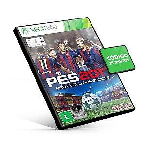 PES Pro Evolution Soccer 2017 - Xbox 360 - Código 25 Dígitos