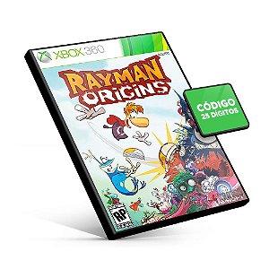 Rayman® Origins - Xbox 360 - Código 25 Dígitos