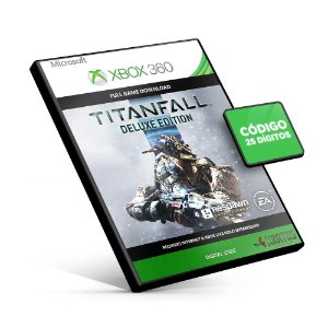Titanfall Deluxe Edition - Xbox 360 - Código 25 Dígitos Americano