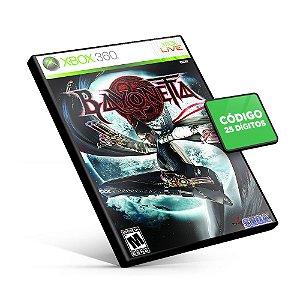 BAYONETTA - Xbox 360 - Código 25 Dígitos Americano