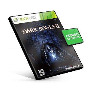 DARK SOULS™ II - Xbox 360 - Código 25 Dígitos Americano