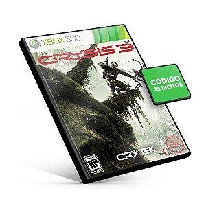 Crysis 3 - Código 25 Dígitos