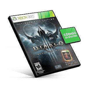 Diablo III: Reaper of Souls - Código 25 Dígitos