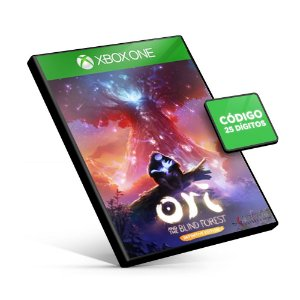 Ori and the Blind Forest: Definitive Edition - Xbox One - Código 25 Dígitos