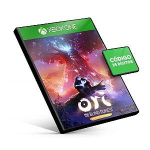 Ori and the Blind Forest: Definitive Edition - Xbox One - Código 25 Dígitos
