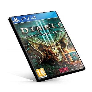 Diablo III: Eternal Collection - PS4 Mídia Digital