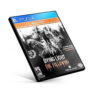 Dying Light: The Following - Edição Aprimorada - PS4 Mídia Digital