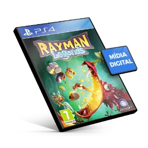 Rayman Legends - PS4 Mídia Digital