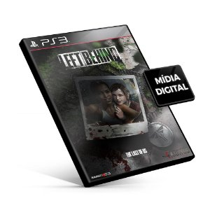 The Last of Us: Left Behind DLC - PS3 Mídia Digital