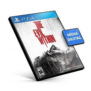 The Evil Whithin - PS4 Mídia Digital