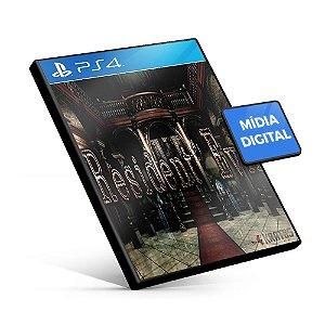 Resident Evil - PS4 Mídia Digital