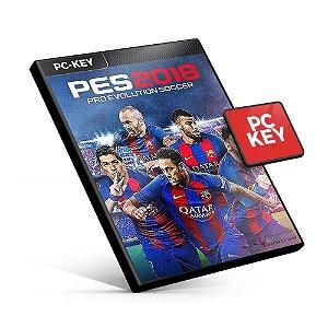 PES Pro Evolution Soccer 2018 - PC KEY