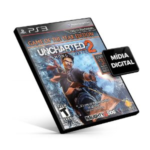 UNCHARTED 2: Among Thieves™ GOTY Edition - PS3 Mídia Digital