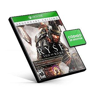 Ryse: Son of Rome - Xbox One - Código 25 Dígitos