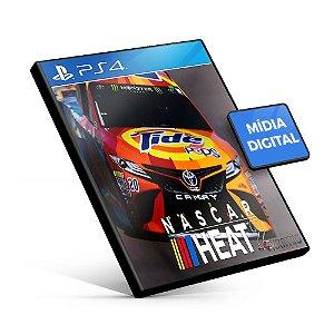 Nascar Heat 2 - PS4 Mídia Digital