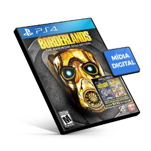 Borderlands: The Handsome Collection - PS4 Mídia Digital