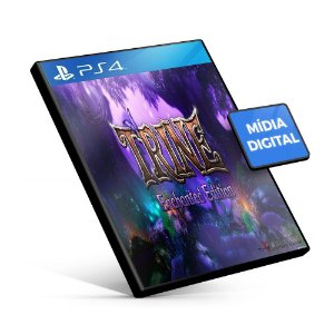 Trine Enchanted Edition - PS4 Mídia Digital