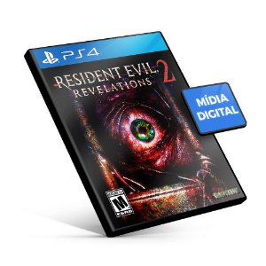 Resident Evil Revelations 2 - PS4 Mídia Digital