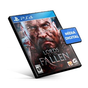 Lords of the Fallen - PS4 Mídia Digital