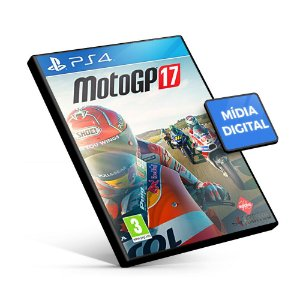 MotoGP™17 - PS4 Mídia Digital