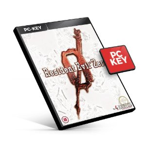 Resident Evil Zero - PC KEY