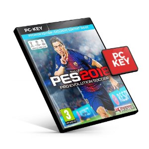 PES Pro Evolution Soccer 2018  Premium Edition - PC KEY