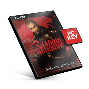 Shadow Warrior Special Edition - PC KEY