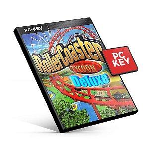 RollerCoaster Tycoon Deluxe - PC KEY