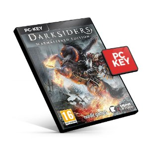 Darksiders Warmastered Edition - PC KEY