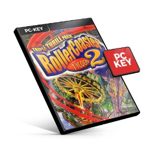 RollerCoaster Tycoon 2 Triple Thrill Pack - PC KEY