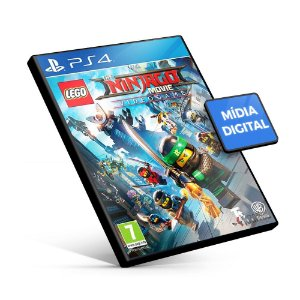 Lego Ninjago Movie Video Game - PS4 Mídia Digital