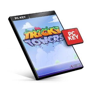 Tricky Towers - PC KEY