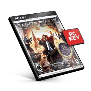 Saints Row IV Game of the Century Edition - PC KEY