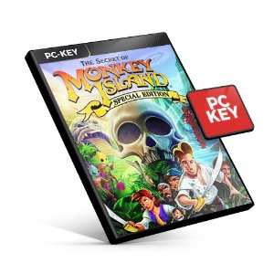 Monkey Island Special Edition Bundle - PC KEY