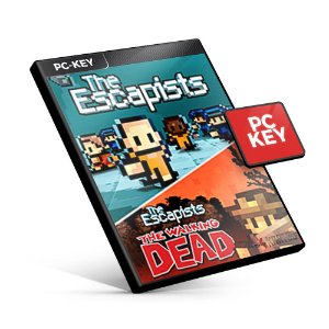 The Escapists + The Escapists The Walking Dead Deluxe - PC KEY