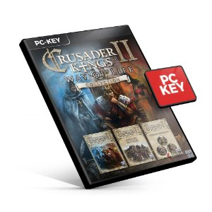Crusader Kings II Way of Life Collection - PC KEY