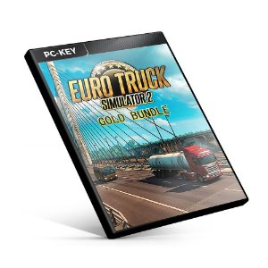 Euro Truck Simulator 2 Gold Bundle - PC KEY
