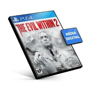 The Evil Within 2 - PS4 Mídia Digital