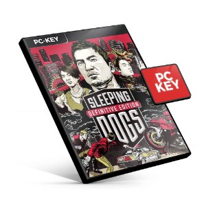 Sleeping Dogs Definitive Edition - PC KEY