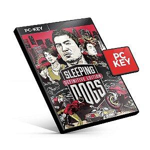 Sleeping Dogs Definitive Edition - PC KEY
