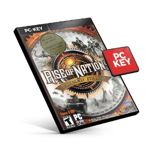 Rise of Nations Extended Edition - PC KEY