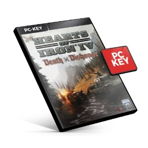 Hearts of Iron IV - Death or Dishonor DLC - PC KEY