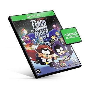 South Park: A Fenda que Abunda Força - Xbox One - Código 25 Dígitos