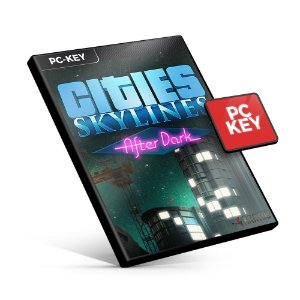 Cities Skylines After Dark - PC KEY