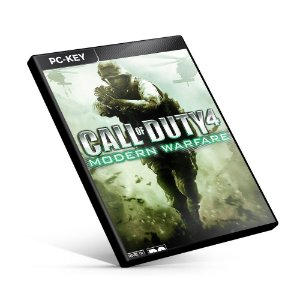Call of Duty 4 Modern Warfare - PC KEY
