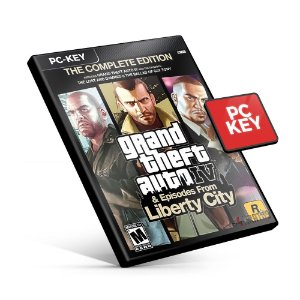 Grand Theft Auto IV Complete Edition - PC KEY
