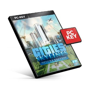Cities Skylines Deluxe Edition - PC KEY