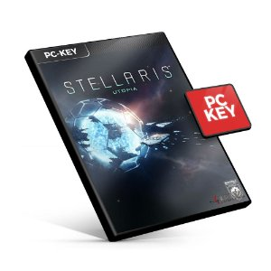 Stellaris - Utopia DLC - PC KEY
