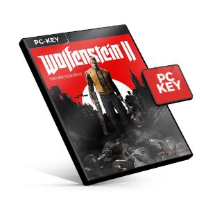 Wolfenstein II: The New Colossus - PC KEY