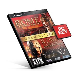 Rome Total War Gold Edition - PC KEY